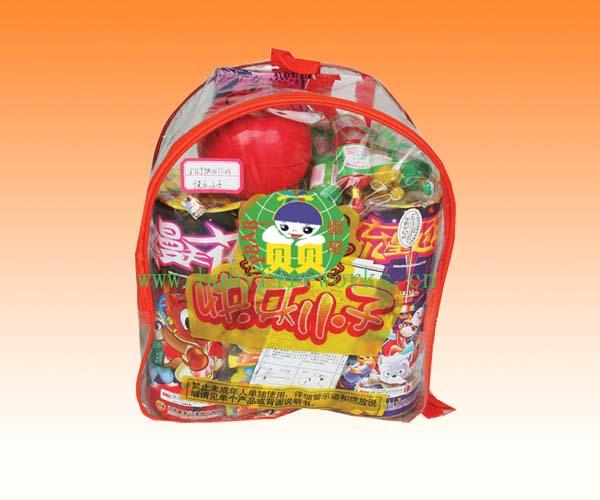 PVC书包袋